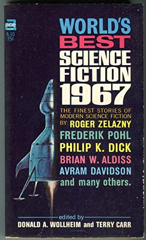 World's Best Science Fiction: 1967 [ACE A-10]