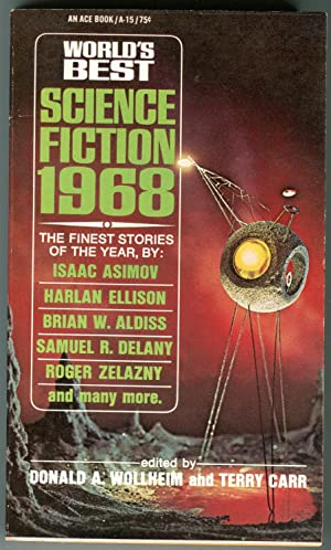 World's Best Science Fiction: 1968 [ACE A-15]
