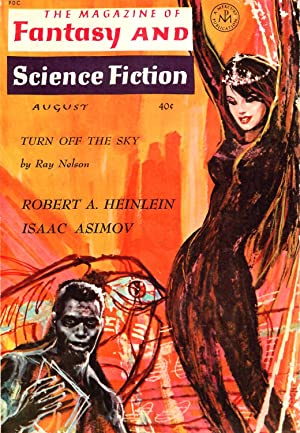 The Magazine of Fantasy and Science Fiction: Davidson, Avram &