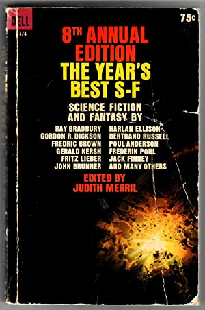The Year's Best SF: 8th Annual Edition