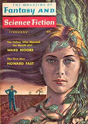The Magazine of Fantasy and Science Fiction: Mills, Robert P.