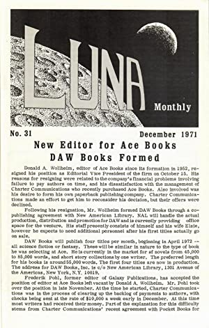 Luna Monthly #31 (December 1971)