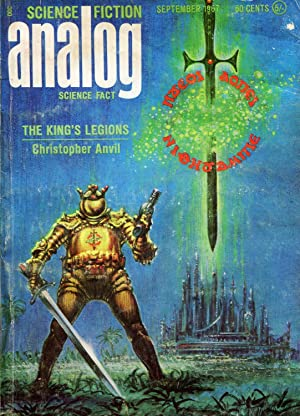 Analog: Science Fiction/Science Fact #80.1 (September 1967): Campbell, John W.