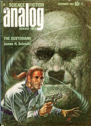 Analog: Science Fiction/Science Fact #82.4 (December 1968): Campbell, John W.