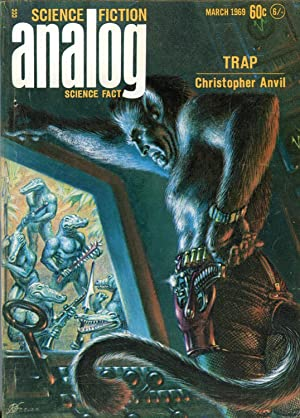 Analog: Science Fiction/Science Fact #83.1 (March 1969): Campbell, John W.