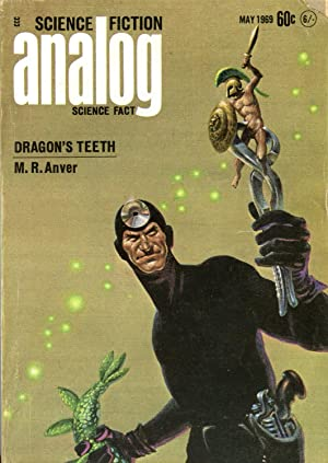 Analog: Science Fiction/Science Fact #83.3 (May 1969): Campbell, John W.