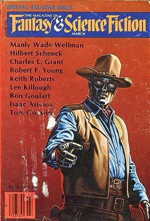 Magazine of Fantasy & Science Fiction #346: Ferman, Edward L.