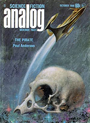 Analog: Science Fiction/Science Fact #82.2 (October 1968): Campbell, John W.