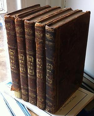 Impressions de voyage. [five volume set, complete]: Dumas, Alexandre