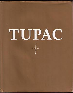 Tupac: Resurrection, 1971-1996 [SIGNED copy]: Hoye, Jacob; Ali, Karolyn; Shakur, Tupac; Shakur, ...