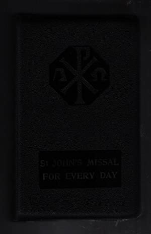 St. John's Missal for Every Day