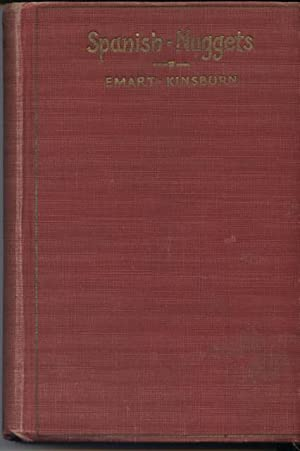 Spanish Nuggets, A Western Story.: Kindsburn, Emart.