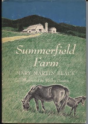 Summerfield Farm: Black, Mary Martin