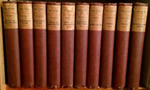 The Novels of Jane Austen. (In Ten: Austen, Jane.