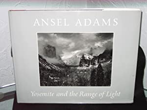 Yosemite and the Range of Light: Ansel Adams