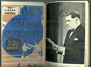 White Ties and Fisticuffs: The Story of Patsy Hagate the Famous Boxing Announcer: Walter, Gerard