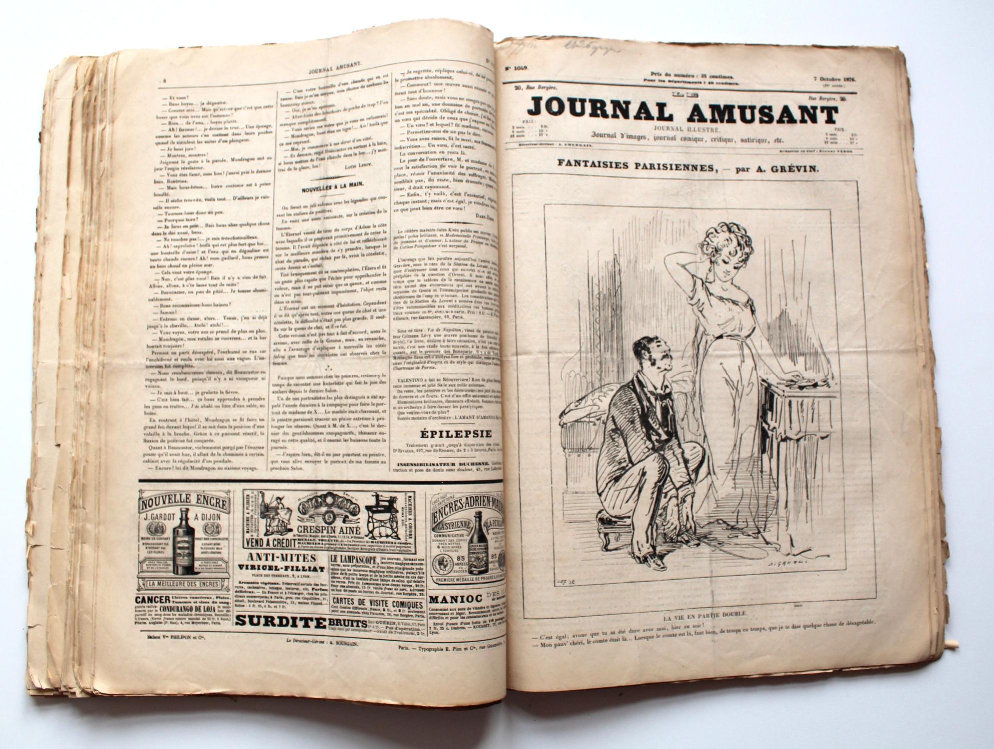 Le Journal Amusant