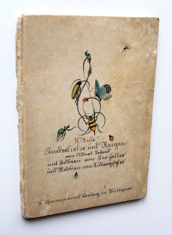 10 Neue Kinderlieder und Reigen mit Bildern: Seifried, Albert