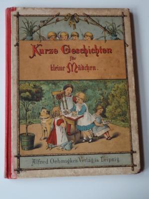 Kurze Geschichten für kleine Leute. Ein Sträußlein: Lausch, Ernst