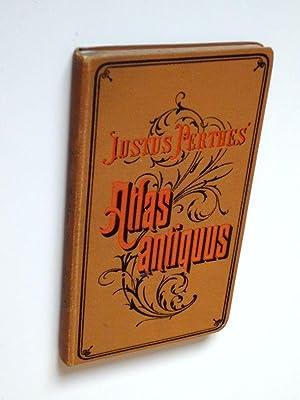 Justus Perthes' Atlas Antiquus. Taschen-Atlas der Alten: van Kampen, Alb.