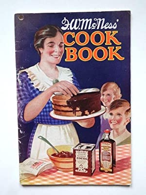 F.W. McNess' Cook Book