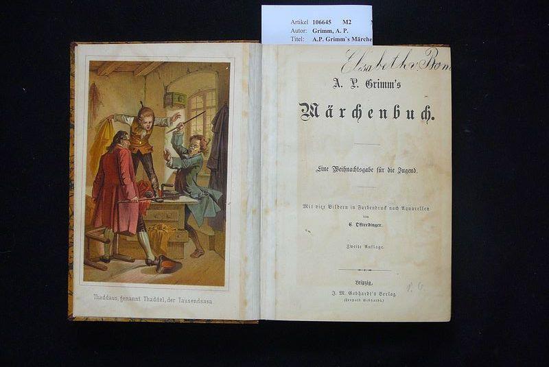 das märchenbuch mit von grimm - ZVAB