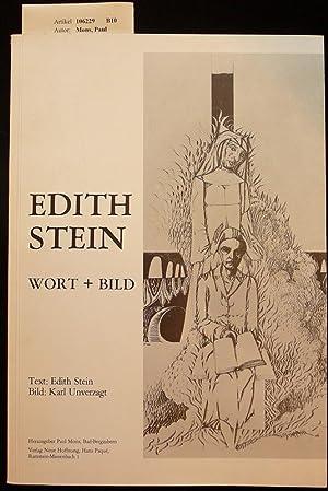 Edith Stein - Wort + Bild. Text: Mons, Paul.