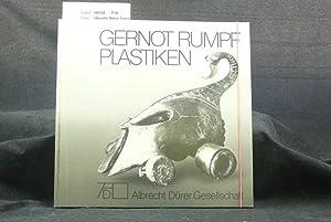 Gernot Rumpf - Plastiken. Eine Ausstellung vom: Albrecht Dürer Gesellschaft