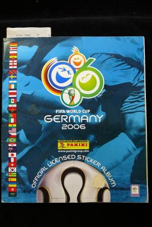 FiFa World Cup Germany 2006. official licensed: FiFa World Cup.