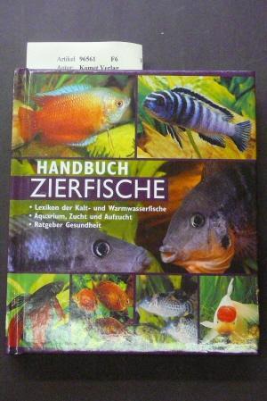 Entdecken sie die b cher der sammlung aquaristik for Zierfische lexikon
