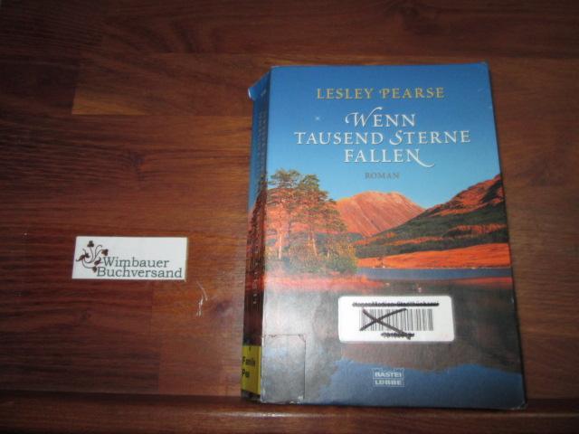 Wenn tausend Sterne fallen: Roman (German Edition)