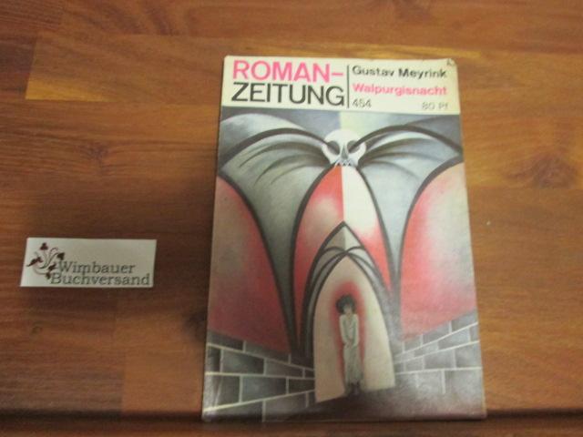 Walpurgisnacht: Meyrink, Gustav :