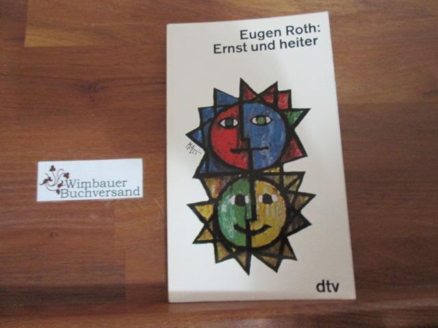 Ernst und heiter: Roth, Eugen :