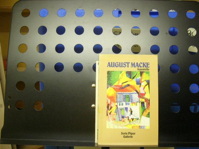 Aquarelle: Macke, August :