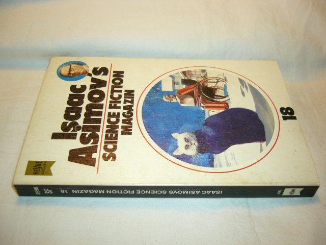Isaac Asimov's Science Fiction Magazin XVIII ( 18 ) - Asimov, Isaac und Friedel Wahren