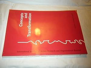 Concepts and Transformation. Vol I, Number 2/3,: Beinum, Hans van