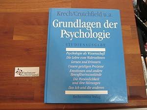 9783860476567 grundlagen der psychologie studienausgabe. Black Bedroom Furniture Sets. Home Design Ideas