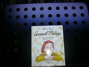 Quassel-Philipp: Fine, Anne :