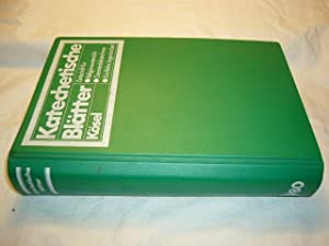 Katechetische Blätter. 105. Jahrgang 1980. Zeitschrift für Religionsunterricht, ...