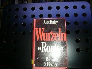Wurzeln Roots: Haley, Alex :