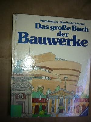 Das große Buch der Bauwerke: Ventura, Piero und