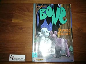 Bone, Bd.8, Dunkle Mächte: Smith, Jeff :
