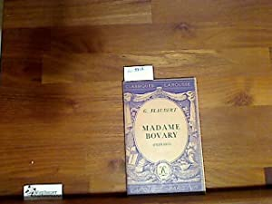Madame Bovary, extraits par Jaques Nathan: Flaubert, Gustave und