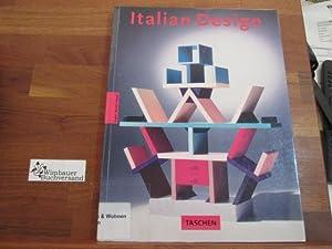 Italian design. -Holtmann. [Ed. by Simone Philippi.: Börnsen, Nina and