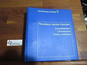 Nouveau texte francais : Arbeitsmaterialien in Loseblattform: Becker, Norbert :