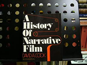 A History of Narrative Film: Cook, David :