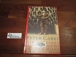 Die geheimen Machenschaften des Jack Maggs : Carey, Peter :