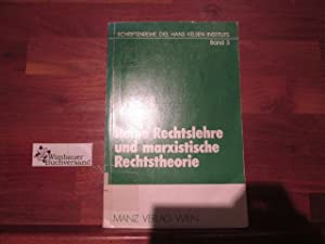 Reine Rechtslehre und marxistische Rechtstheorie : Symposion,