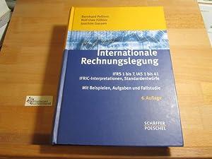 Internationale Rechnungslegung : IFRS 1 bis 7,: Pellens, Bernhard, Rolf