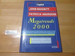 Megatrends 2000. Zehn Perspektiven für den Weg: Naisbitt, John und